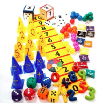 First play Maths Activity Chest